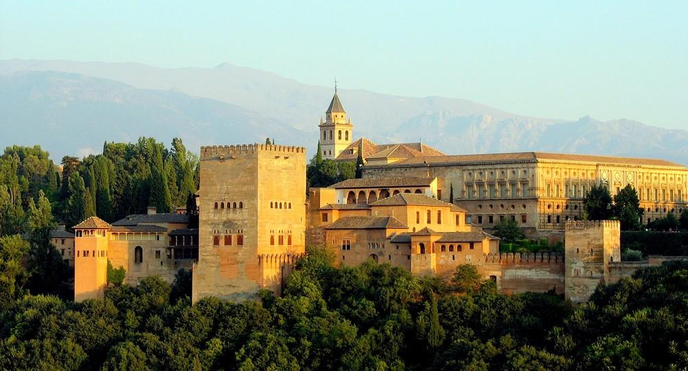 Alhambra de Granada – 45 min