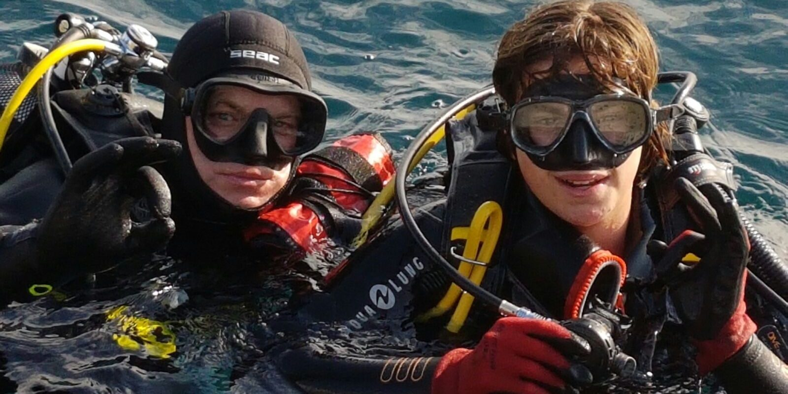 Diving spot: La Herradura – 20 min